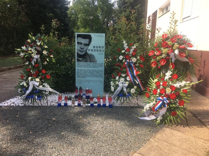 28. obljetnica pogibije hrvatskog branitelja, pripadnika 106.brigade ZNG RH, Đure Podboja