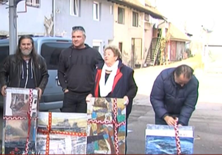 """Donacija udruzi """"Rijeka ljubavi"""""""
